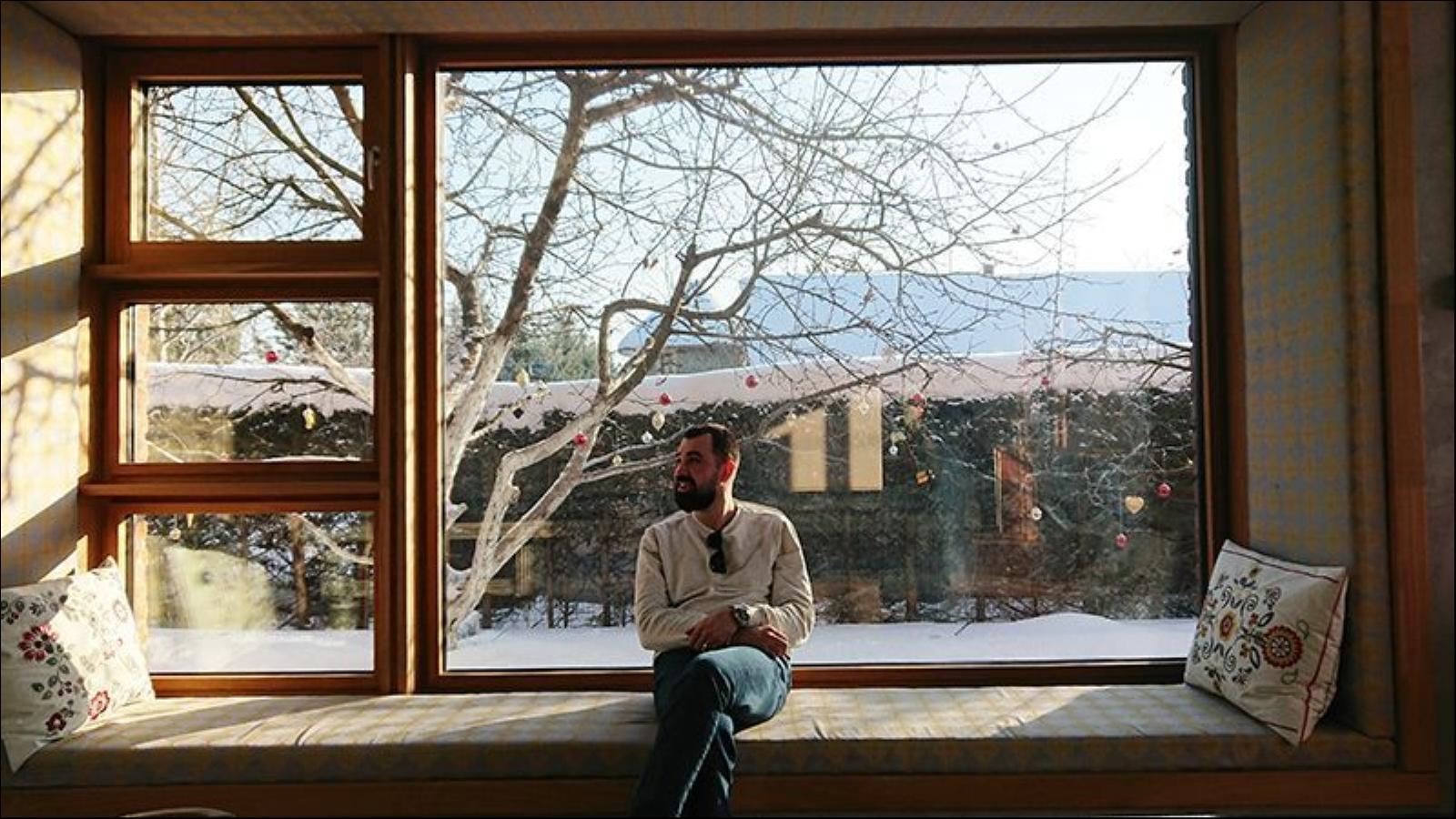 Деревянные окна с подогревом
