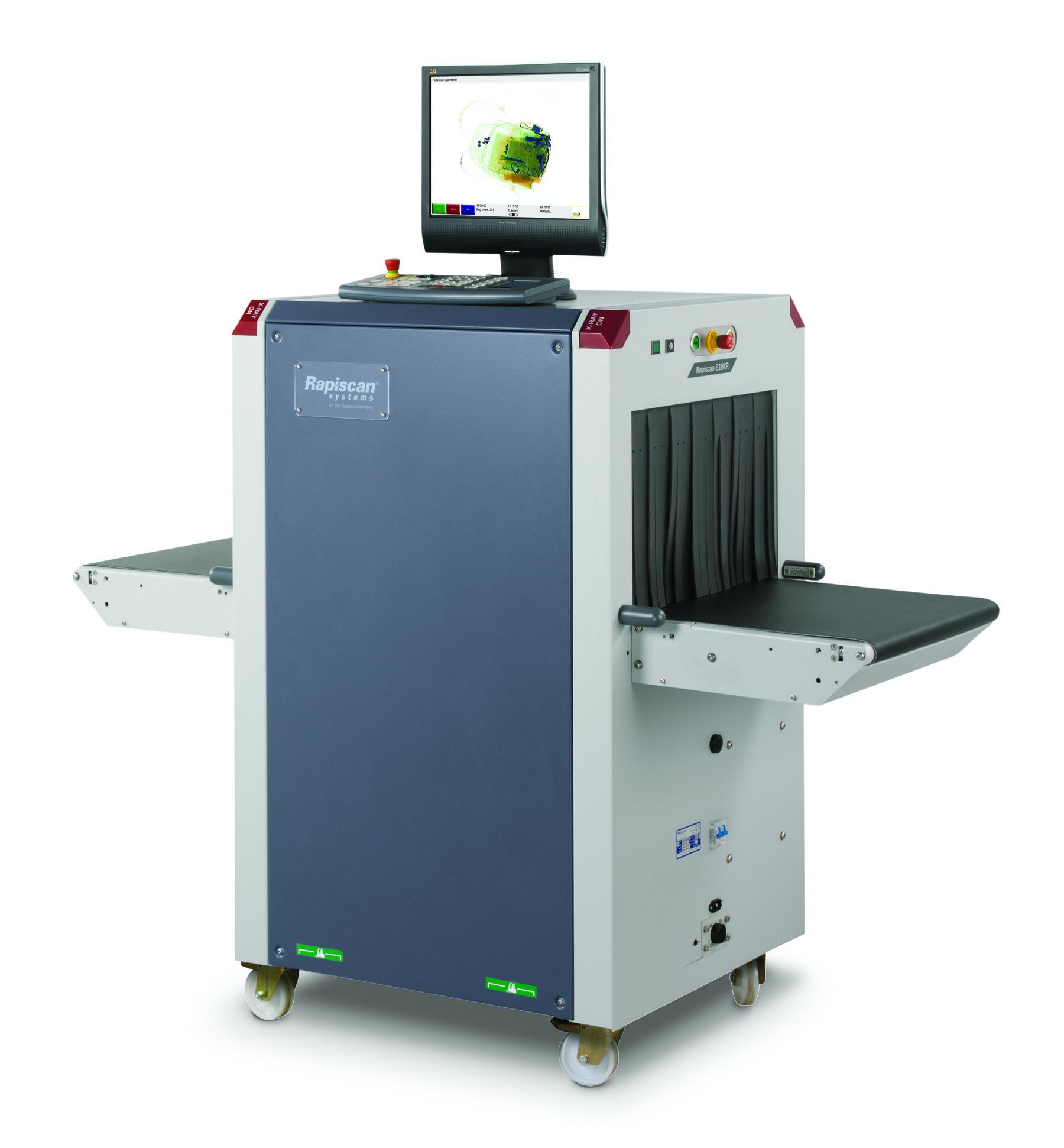 Рентгенотелевизионная система досмотра Rapiscan