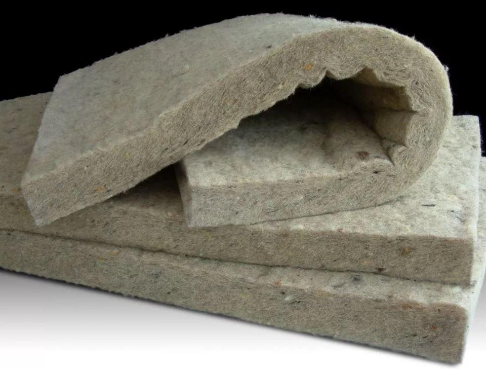 Минеральная или каменная вата