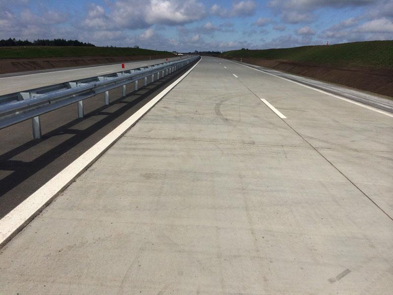 Цементобетонные дороги