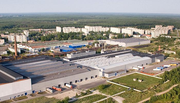 ООО «МИШЛЕН Русская компания по производству шин», Московская область. Строительство производственно-складского комплекса для французского производителя шин Michelin