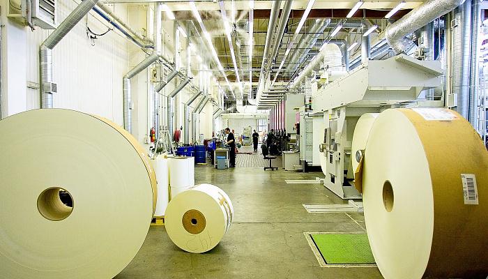 Amcor, Новгородская область. Строительство фабрики по производству полиграфической упаковки AMCOR RENTSCH