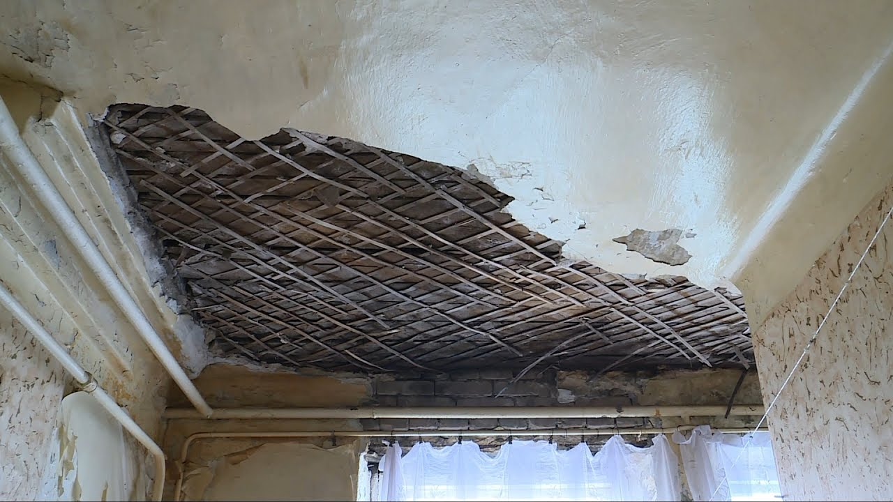 Звукоизоляция потолка в «сталинском» доме