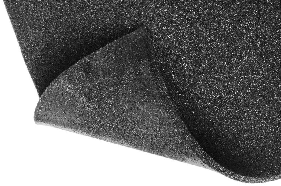 Стекловойлочный холст с односторонней битумной пропиткой